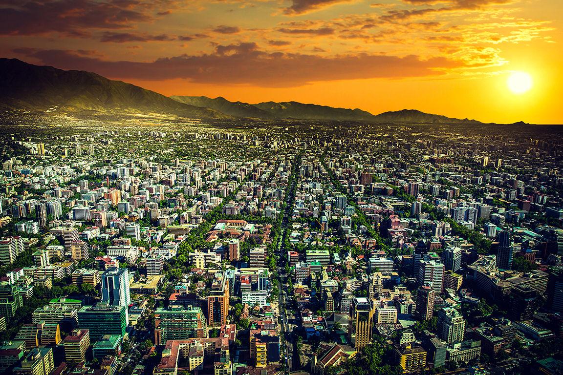 Weshalb Die österreicher Plötzlich Santiago De Chile Lieben
