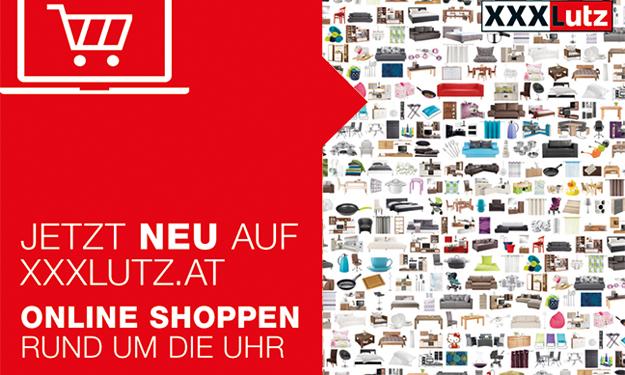 Xxxlutz Startet Online Durch Werbung