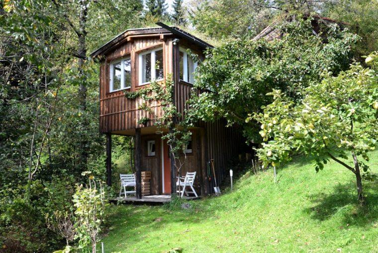 Holzhaus nahe Innsbruck