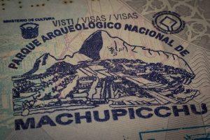Machu Piccu Pass