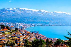 Ohrid, Mazedonien