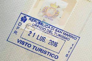 San Marino Pass