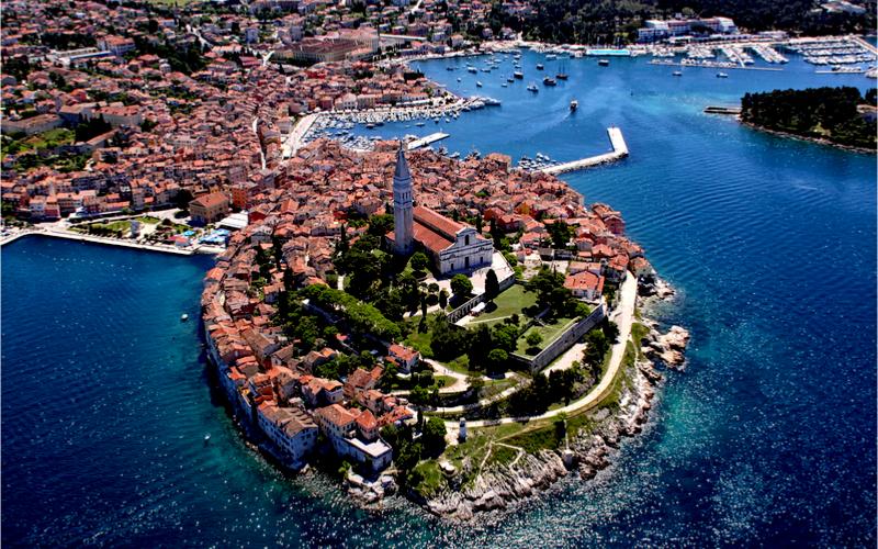 Rovinj Kroatien