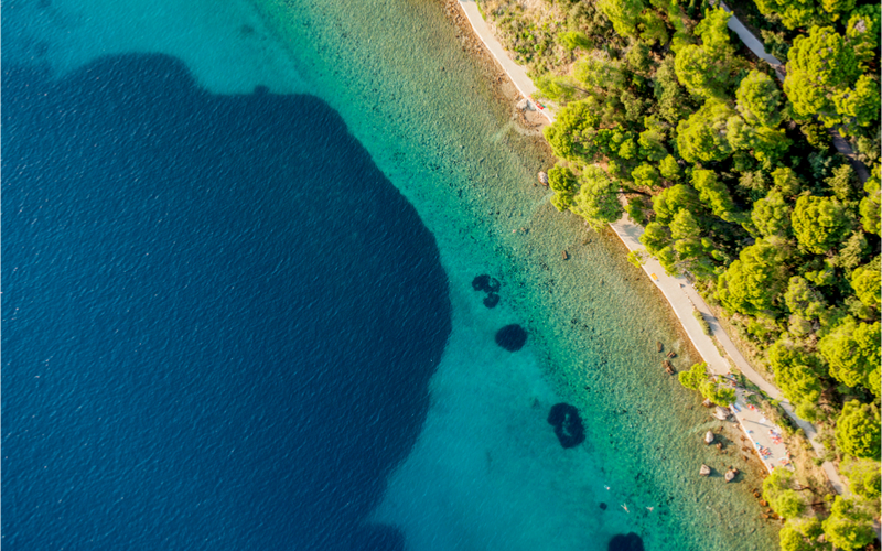 Das Sind Die Schonsten Strande In Kroatien