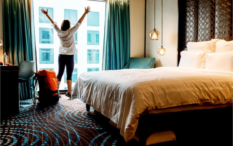 schöner Aufenthalt im Hotel