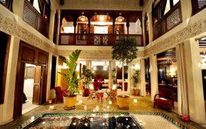 Marrakesch - Schönste Hotels
