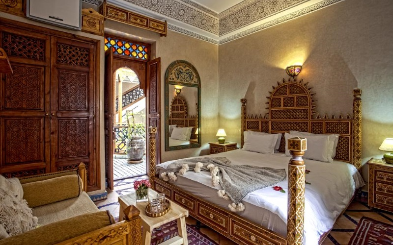 Marrakesch, Riad el Wiam/booking