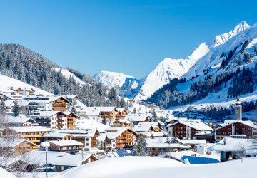 Östereich: Wunderschöner Winter