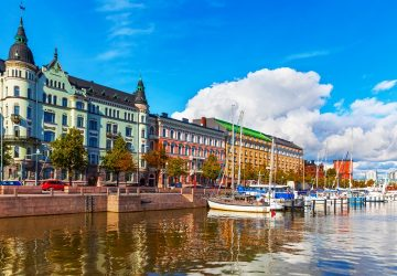 Helsinki: Perfektes Wochenende