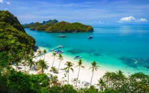 Beste Zeit für Thailand