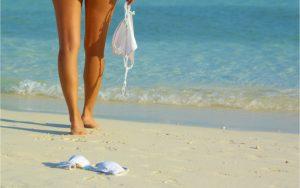 Kuriose Regeln am FKK-Strand