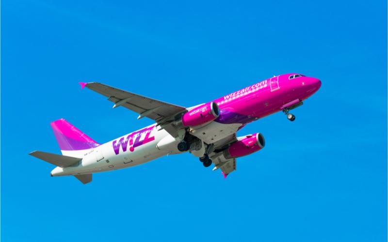 WizzAir will diese Destinationen künftig von Wien aus anfliegen