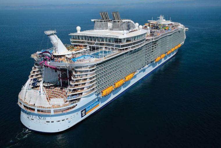 Das ist das größte Kreuzfahrtschiff