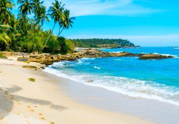 Die schönsten Strände in Sri Lanka