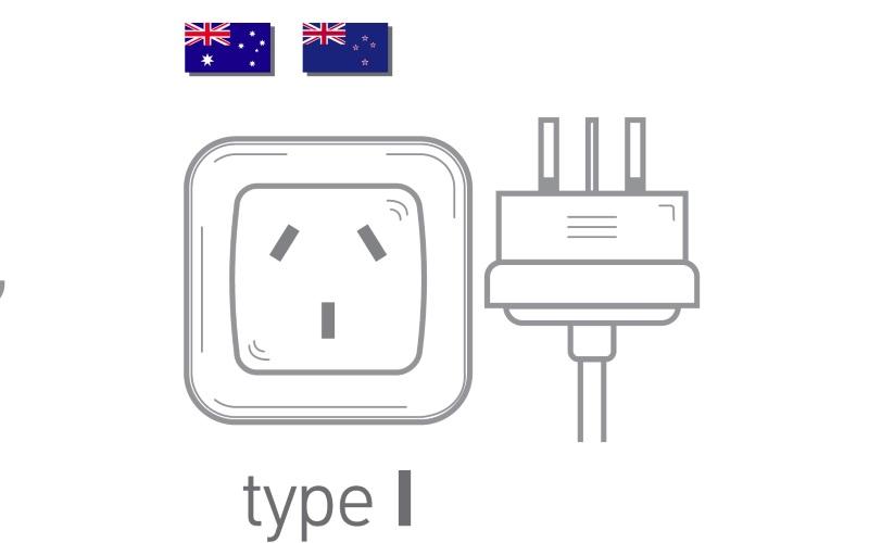 Australien Stecker