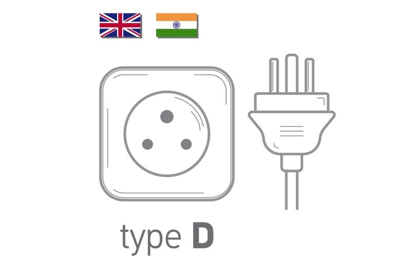 Stecker Indien