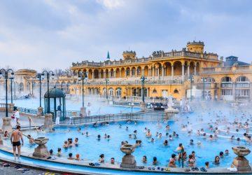 Thermenurlaub in Ungarn