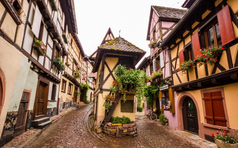 Geheime Orte Europa