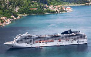 MSC-Kreuzfahrten: Die besten Routen