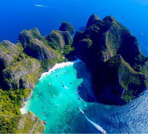 Dieser thailändische Strand wird vorrübergehend für Badegäste gesperrt