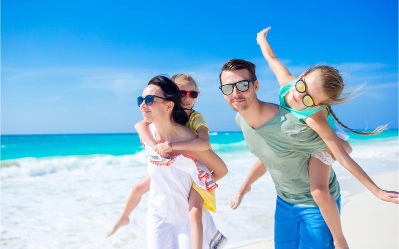 5 Reiseziele für einen Urlaub mit der Familie