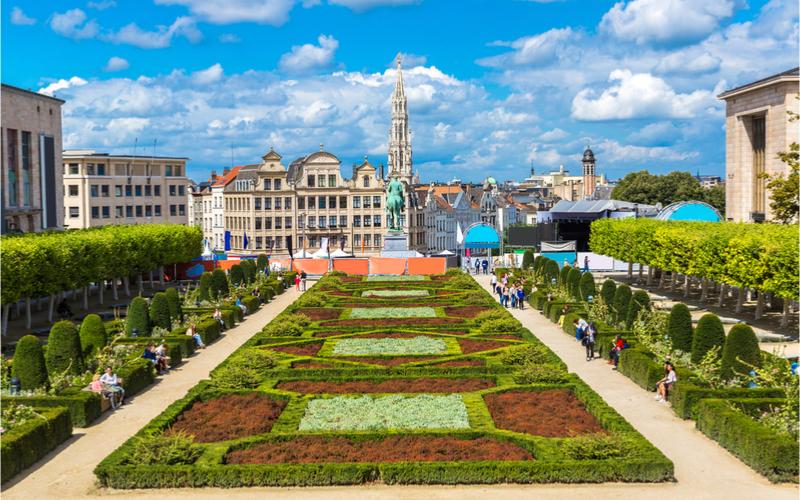 Diese Stadt hilft gegen Reisefieber