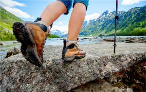 Abenteuerliche Wanderrouten in Österreich