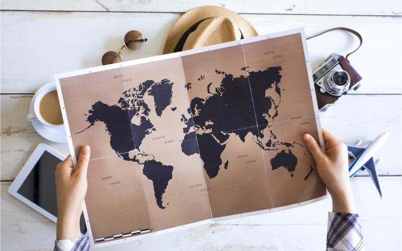 Quiz: Wohin diesen Sommer