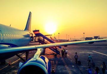 Flug verspätet