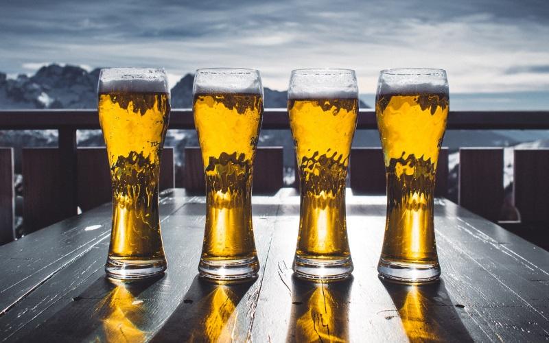 Quiz: Getränk in der Landessprache bestellen