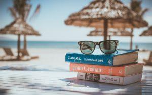 Bücher im Urlaub