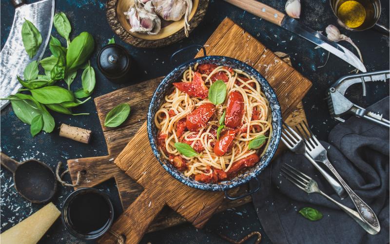 Wie kochst du dein Pasta-Gericht?
