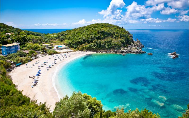 Das Sind Die 10 Schonsten Strande In Griechenland