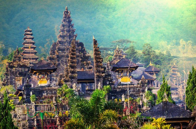 Bali mit der Freundesrunde