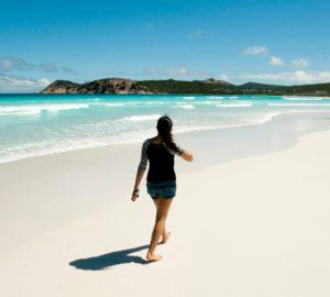 weißesten Sand Australiens