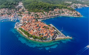 """Korčula, """"die grüne Insel"""""""