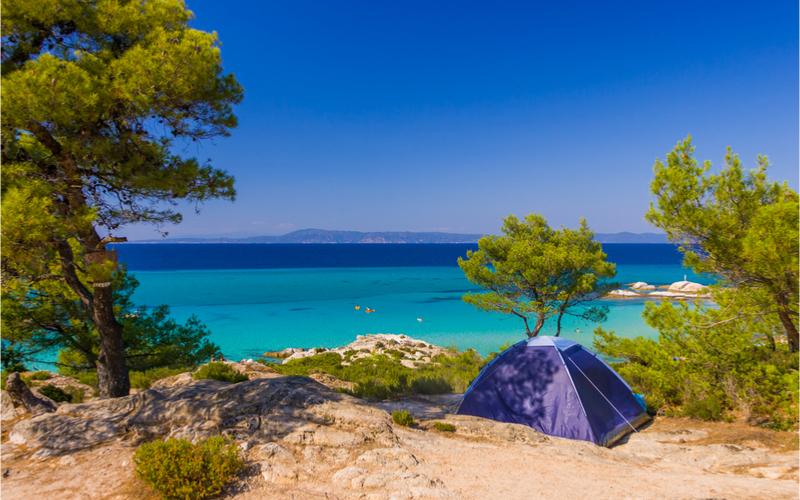 unvergesslichen Campingurlaub in Kroatien