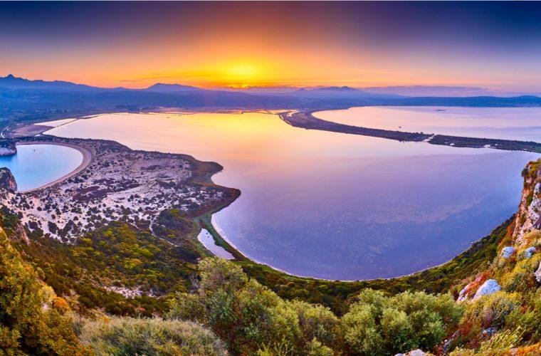 Der perfekte Ort für einen griechischen Sommer