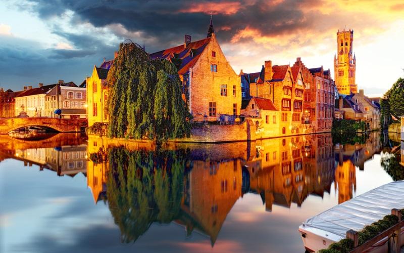 Herbst: Wunderschöne Städte