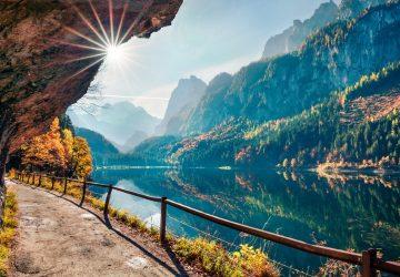 Österreich im Herbst