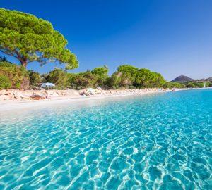 Herbst Reiseziele am Mittelmeer