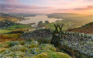 schöne Orte in England