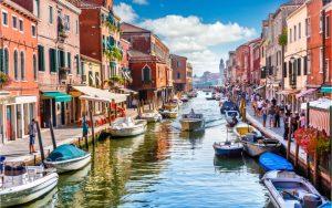 venezianische Attraktionen
