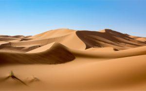 Wüstenlandschaften