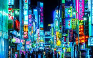 Asien - Cities