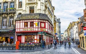 Quiz: Europäische Städte