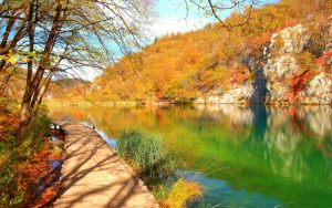 Kroatien im Herbst