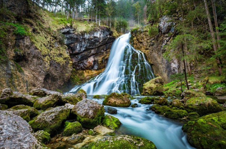 Wasserfälle Europa