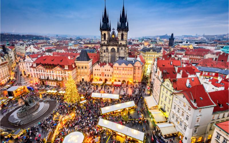 Weihnachtsmärkte Europa
