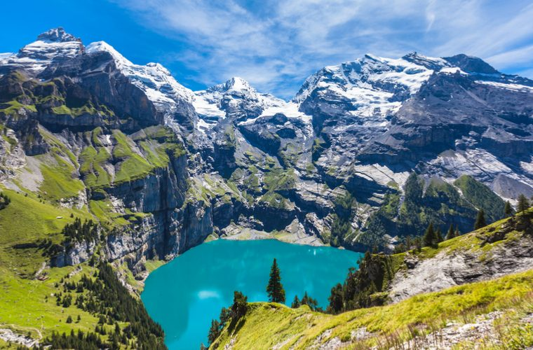 Schweizer Bergseen